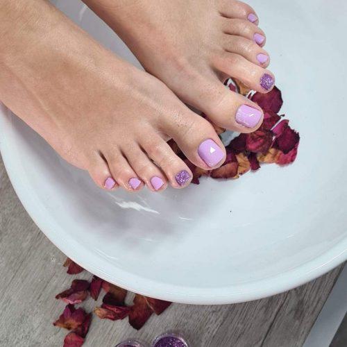 francis beauty uñas de pies